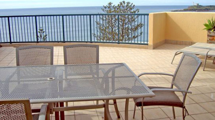 Mooloolaba One Bedroom Penthouse Suite