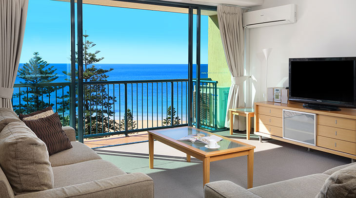 Mooloolaba Three Bedroom Standard Apartments