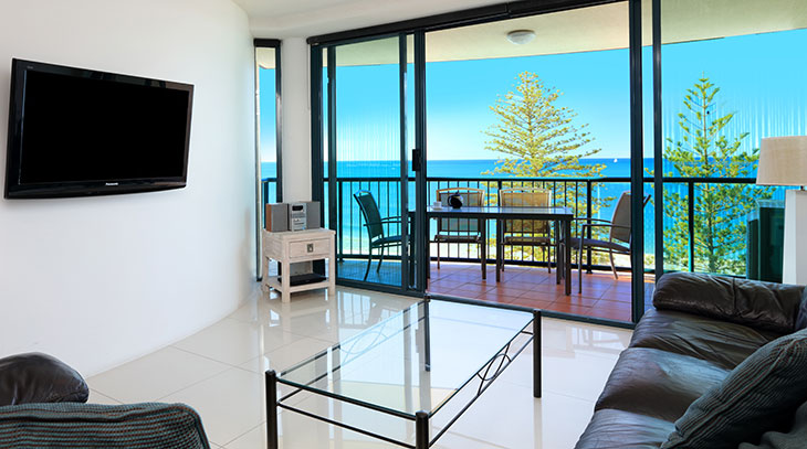 Mooloolaba Two Bedroom Executive Apartments