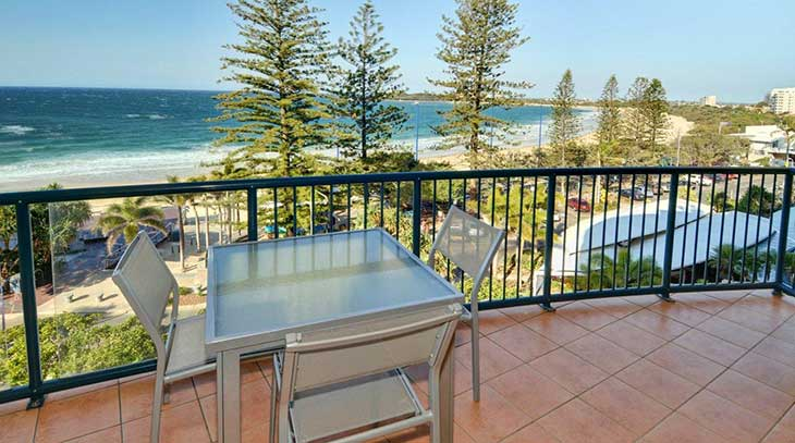 Mooloolaba Two Bedroom Standard Apartments