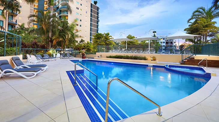 Mooloolaba Resort Features